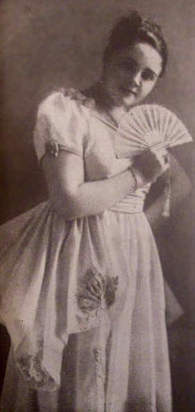Delia Rodríguez, cancionista