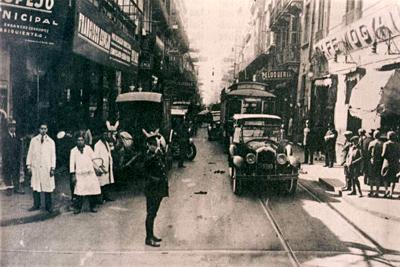 1926 - Corrientes y Esmeralda