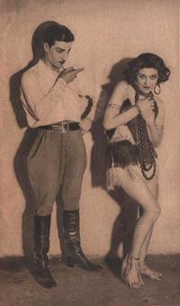 Gladys Rizza y Abelardo Farias