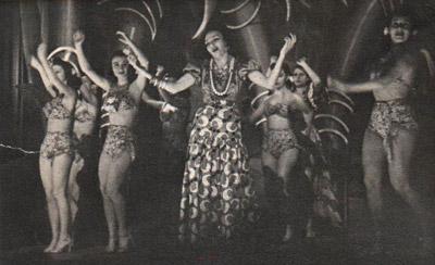 Blackie y María Zubarry de 1942