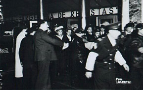 Evacuación 1943