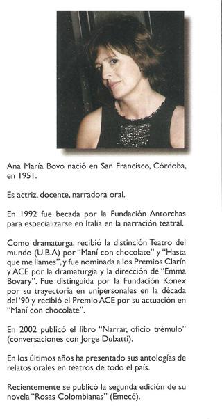 Ana María Bovo