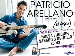 Patricio Arellano