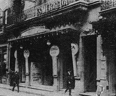 Teatro Esmeralda